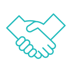 connectgen icon handshake